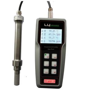 水分测试露点仪手套箱专用(手持式)