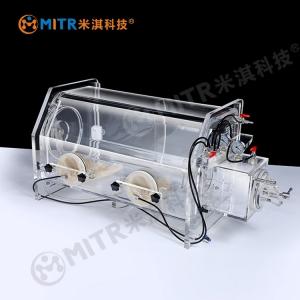 北京C型实验简易真空气氛保护隔离操作手套箱