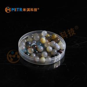 上海天然玛瑙研磨球