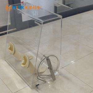 MT010-A有机玻璃简易手套箱(实验单人防尘简易类)